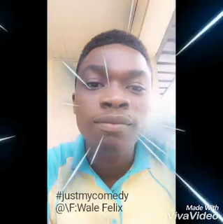 A Must Watch: Wale Felix (Fame2Fun) - Cripple Matters #Justmycomedy | You Won't Stop Laffin