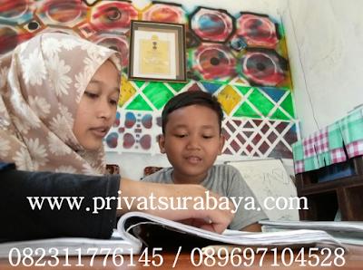 guru les privat ke rumah siswa di surabaya