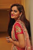Aswhini latest sizzling half saree pics-thumbnail-8