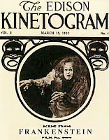 Portada Frankenstein 1910