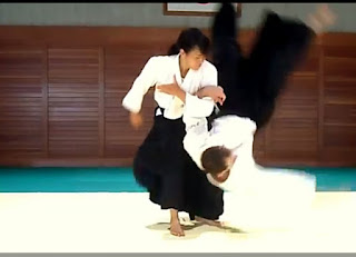 Click to watch the video: Strong and Beautiful  Aikido