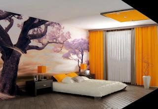 decoración habitación oriental