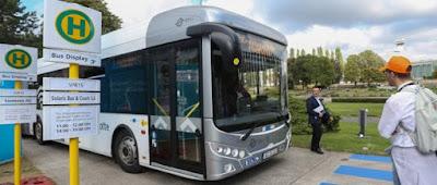 Ônibus elétricos e soluções de eletromobilidade