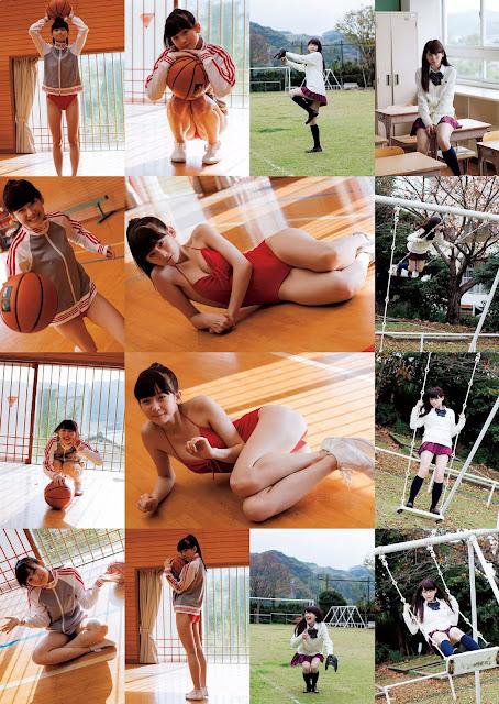 LADYBABY Kaneko Rie 金子理江 the last puberty images 2