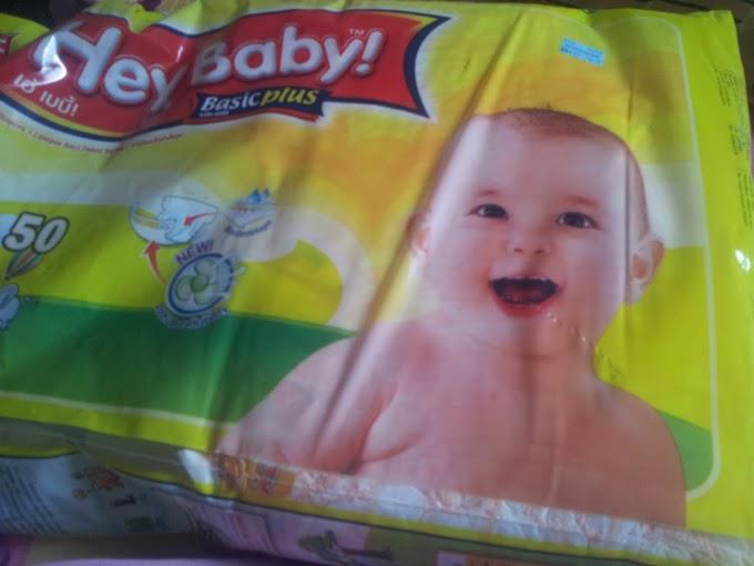 Hey Baby Pampers Pilihan Terbaru