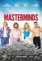 Masterminds (2016) Poster