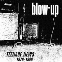 "BLOW-UP ""Teenage News 1976-1980"" CD"