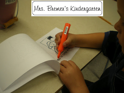Word Work and Sight Word Activities for Kindergarten