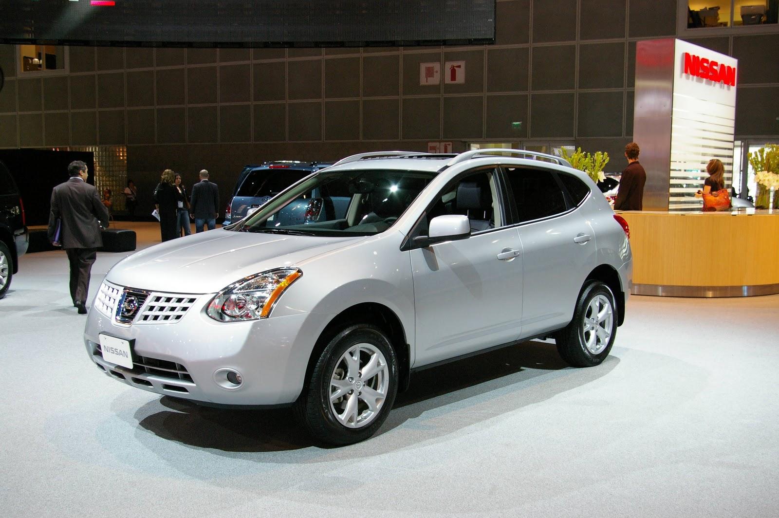 Nissanrogue Nissan