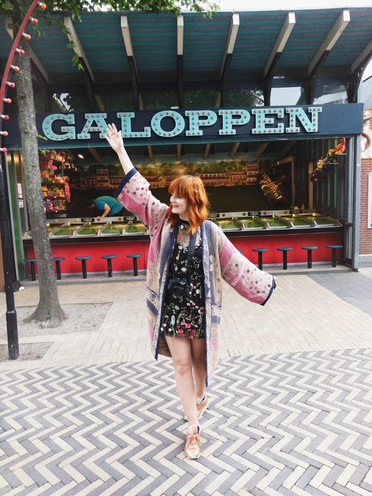 Gallopen at Tivoli Gardens - How To Spend 48 Hours In Copenhagen