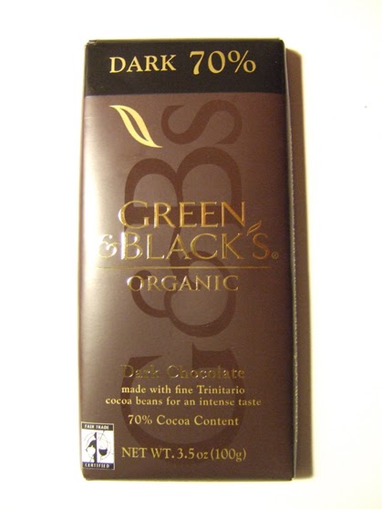Dark chocolate review