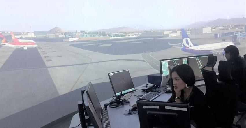 CORPAC ofrece becas para convertirte en controlador de tránsito aéreo - www.corpac.gob.pe