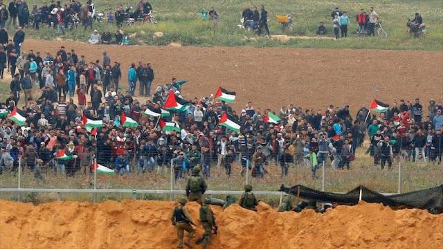 ONU: Represión israelí en Gaza puede ser crimen de guerra