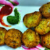 OIL FREE CHANA DAL VADA IN AIRFRYER