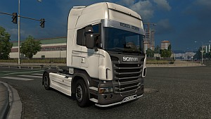 Classic Skin for Scania R