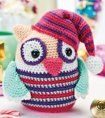 Free Crochet Pattern For Owl Toy : 2000 Free Amigurumi Patterns