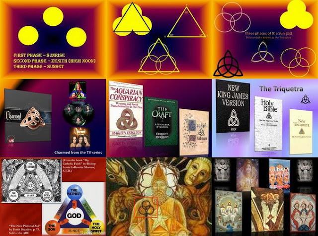 Trinity and sun worship
