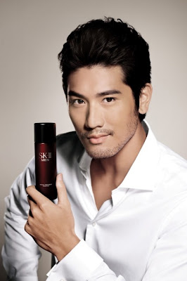 asia first supermodel godfrey gao