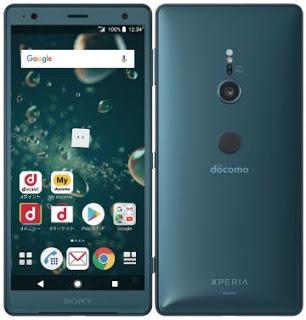 Sony Xperia XZ2 SO-03K