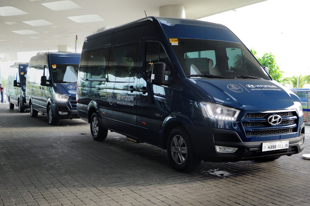 Fia Motorsports Conference Delegates Rolled In Style