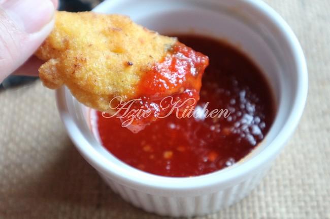 Sos Cili Pencicah Chef Wan Yang Sangat Sedap Azie Kitchen