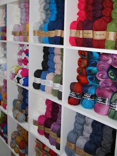 lanas de Drops