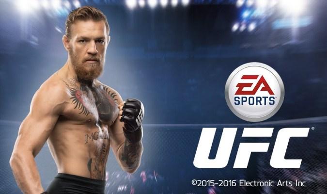 Game Android Offline Terbaik Sepanjang Masa - EA Sport UFC