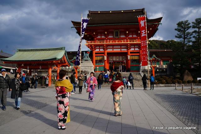 Templo Fushimi-Inari Taisha