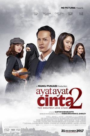 Film AYAT AYAT CINTA 2 Bioskop CGV Blitz