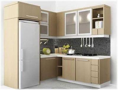 kitchen set minimalis ukuran kecil