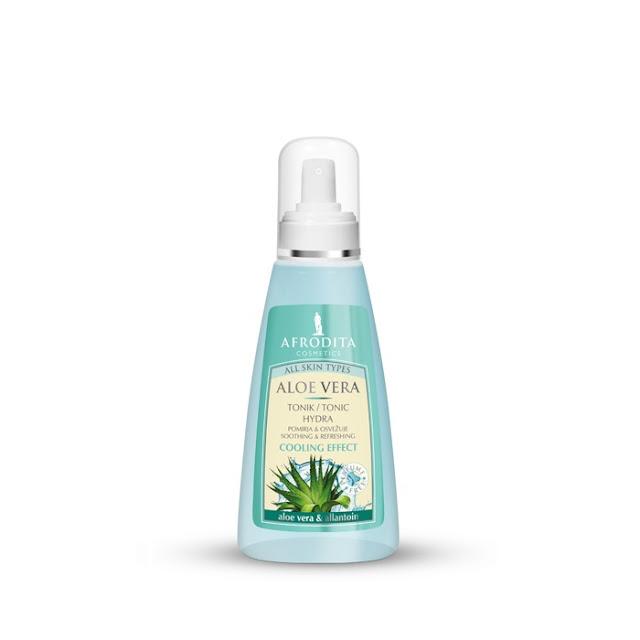 Afrodita Cosmetics Aloe Vera Tonic Hydra