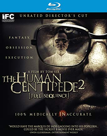 The Human Centipede II (2011) [720p] [BluRay] [YTS.MX]