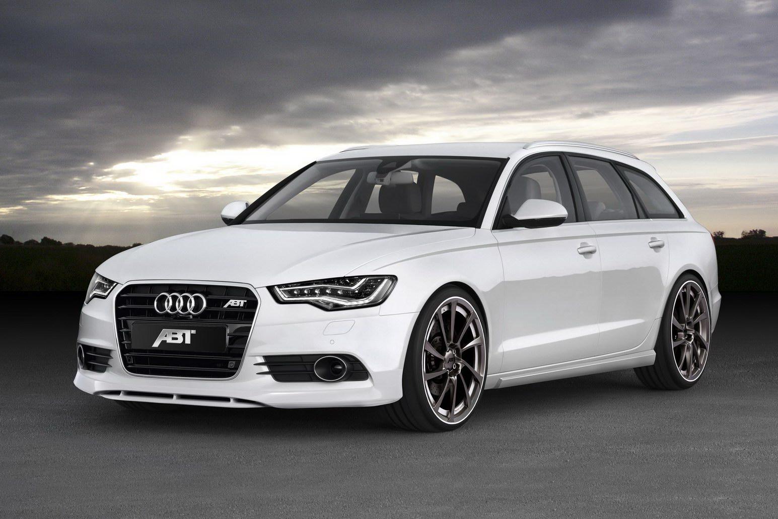 2011 Abt Audi A6 Avant Wallpapers Auto Cars Concept