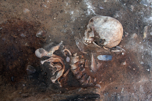 New investigations in Germany's oldest cemetery