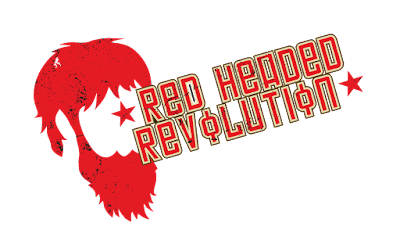 Red Headed Revolution logo - producer of TAILYPO
