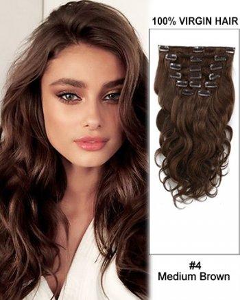 Equeena Hair Extensions - Jersey Girl, Texan Heart