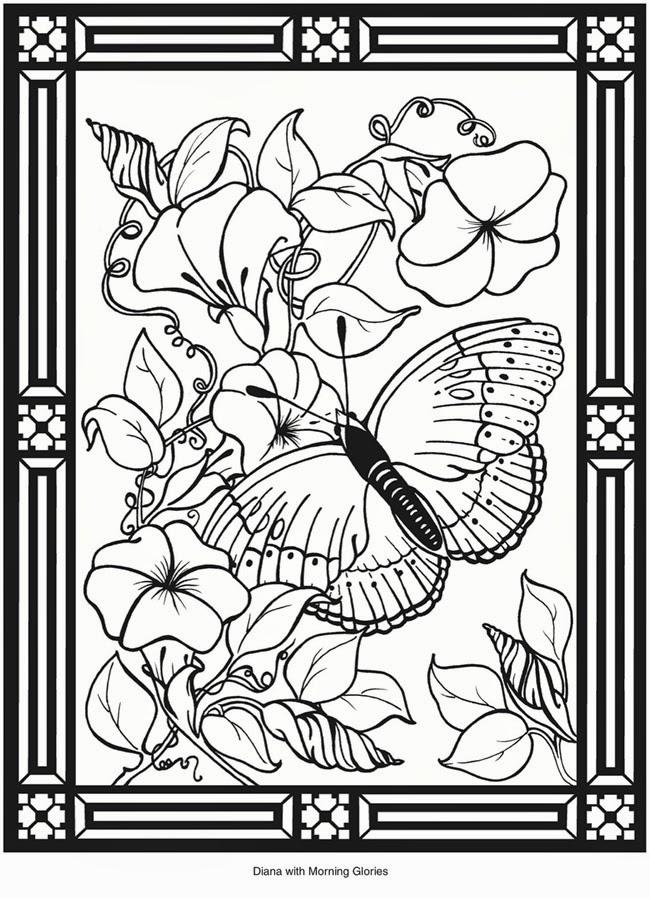 impatients coloring pages-#10