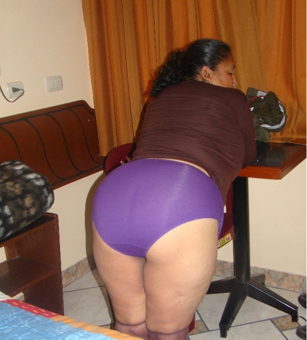 Peru ass and pussy