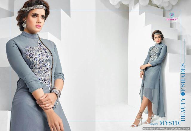 Buy Online Sasya-4 Kurti By Arihant Designer at Wholesale Price