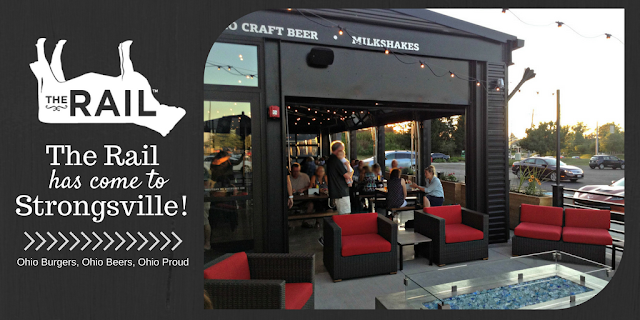 The Rail is Strongsville's Newest Restaurant