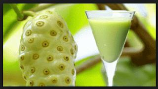 inilah Manfaat jus buah mengkudu untuk kesehatan