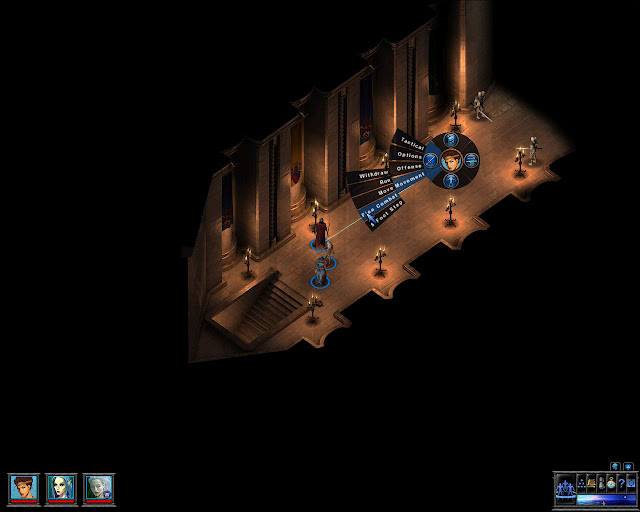 Abilities screenshot | Temple of Elemental Evil