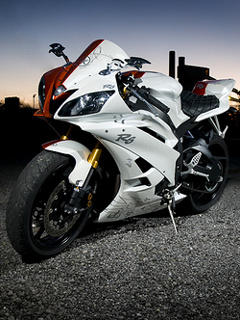 Bike HD Wallpaper for Mobile Phone 3
