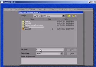 Cara Install Windows Dengan Cepat Menggunakan Ghost