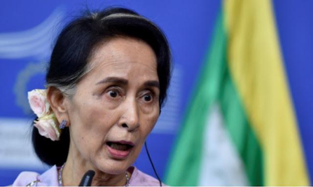 Sudah 213 Ribu Orang Dukung Petisi untuk Cabut Nobel Aung San Suu Kyi