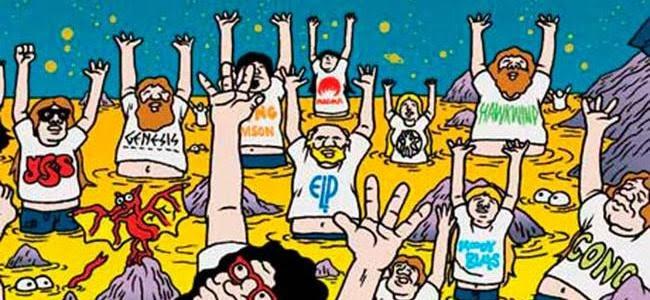 Estos son los 7 mejores discos de rock progresivo de todos los tiempos