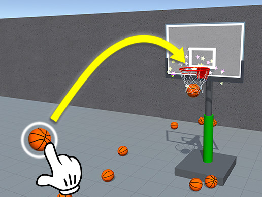 Free Basketball Shooting Game Starter Kit Free Unity Templates Free Unity Assets Templates