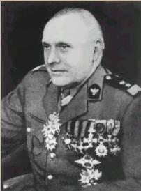 WW2 Military uniform General Stanislaw Maczek