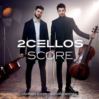 2CELLOS - Score - Album Download, Itunes Cover, Official Cover, Album CD Cover Art, Tracklist