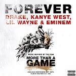 Drake, Kanye West, Lil Wayne & Eminem - Forever - Single Cover